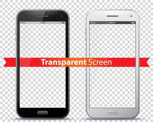 Transparent Mobile Phone Screens