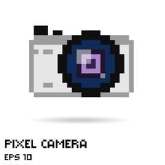 8 bit photo camera