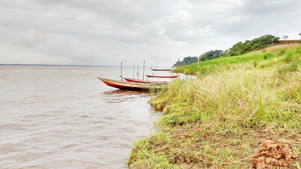 Canoas, amazonia, rio