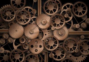 Complex machinery