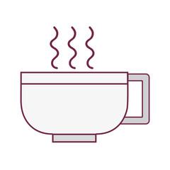 tasty espresso coffe cup