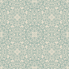 Ottoman Ceramic. The Ottoman patterned tile composition.