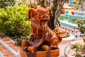 ベトナム、タイニン省:カオダイ教寺院、観光名所、Cao Dai Temple (Holy See Temple)