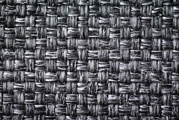 Excellent gray textural background from fabric