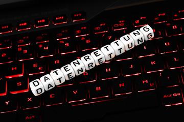 Symbol für Datenrettung