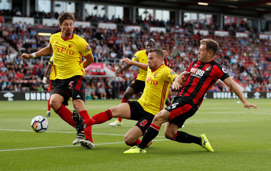 Premier League - AFC Bournemouth vs Watford