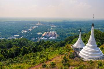 Ah lantayar Payar Pagoda, Thaton, Mon state, Myanmar