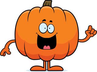 Cartoon Pumpkin Idea