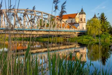 Obraz Tykocin city, Podlasie, Poland - fototapety do salonu