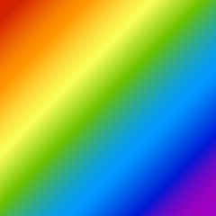 Rainbow vector abstract blurred background. An elegant bright illustration with gradient.