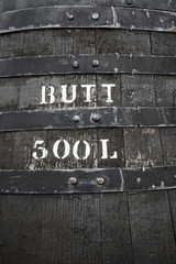 kind of whisky barrel
