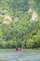 Spływ Przełomem Dunajca, Pieniny