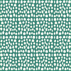 Nature pattern with trees