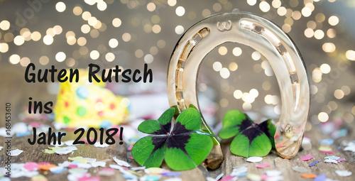 Guten Rutsch Ins Jahr 2018 Stockfotos Und Lizenzfreie Bilder Auf