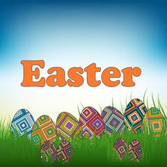 Illustration of Easter