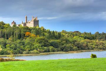 Fotorolgordijn Kasteel Dromore Castle in Co. Limerick, Ireland