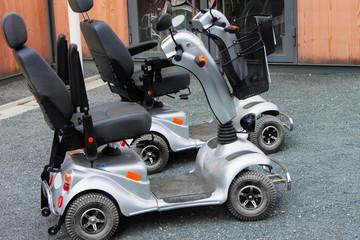 Elektromobil - Scooter