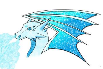 Dragon Ice Breath
