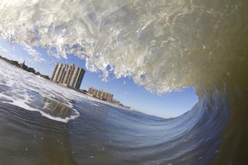 Surfing the Northeast