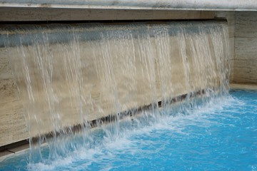 Fantastisch Wasserspiele   Brunnen Mit Wasserfall