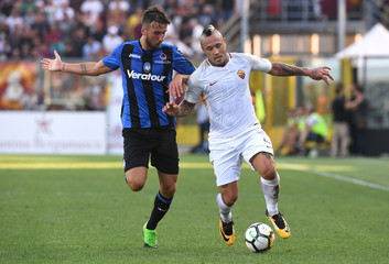 Serie A - Atalanta vs AS Roma