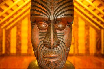 schnitzkunst Neuseeland Maori