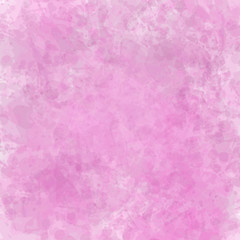 Watercolor abstract texture. Digitali manipulated. Abstract pink background.