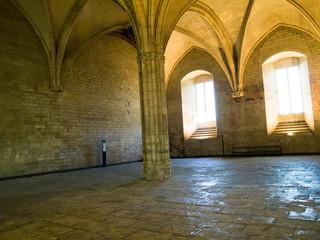 Papal palace, Avignon France