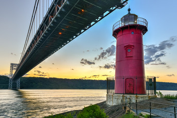 Little Red Lighthouse - New York