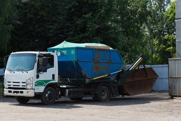 Removal of urban garbage