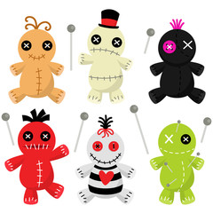 Cute Voodoo Doll Collection
