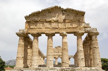 Neptune Temple, Paestum, Italy