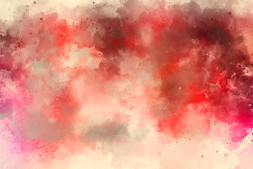 Abstract watercolor texture background. Oil painting style wallpaper.