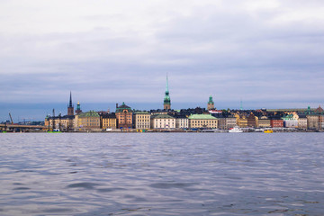 Stockholm, the old town, Gamla Stan.