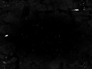 Grunge texture. Black dirty background