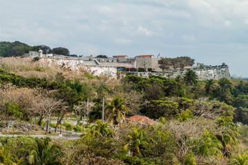 Cabana fortress in Havana, Cuba