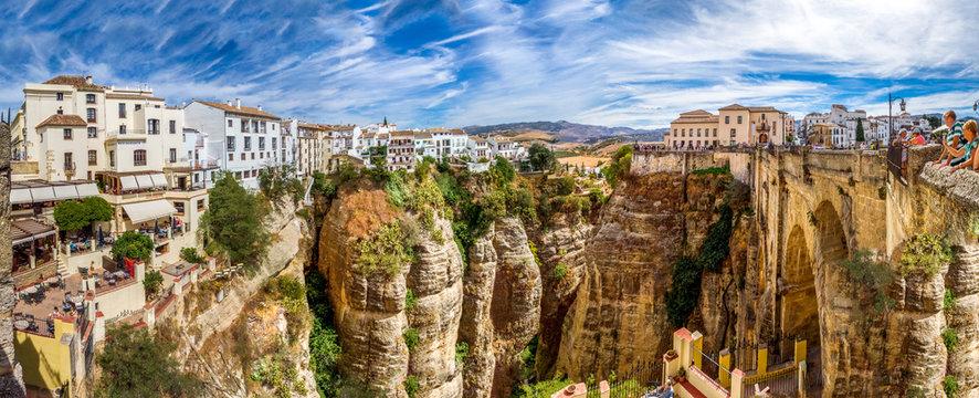 Ronda, Andalusien, Spanien