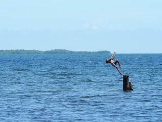 plongeon à Puerta Esperanza à CUBA