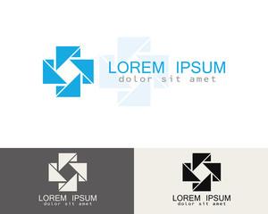 cross plus logo
