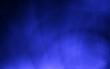 Blur luxury elegant abstract wide blue background