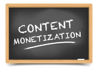 Blackboard Content Monetization