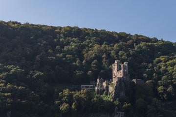 Rheingau, Castle Rheinstein