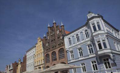City of Stralsund Germany