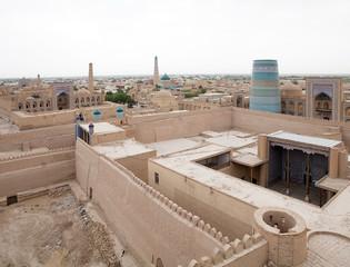 Fotobehang Temple Uzbekistan