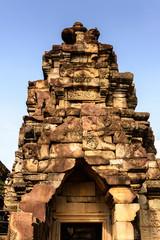 Part of Baphuon, a temple at Angkor, Cambodia. Built as the state temple of Udayadityavarman II dedicated to the Hindu God Shiva.