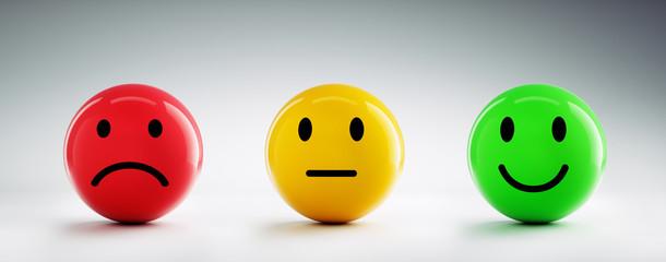 Bewertungs Smileys 1