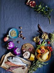 Sicilian and Italian Regional Foods
