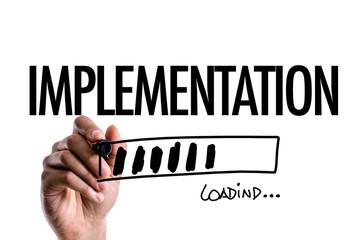 Implementation loading