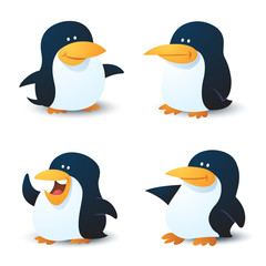 Penguin Characters