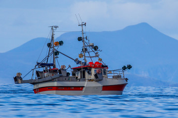 mackerel hook line fishing vessel